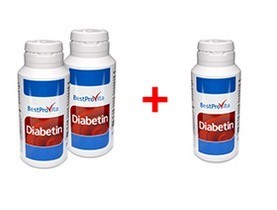 Diabetin Treueaktion 2+1