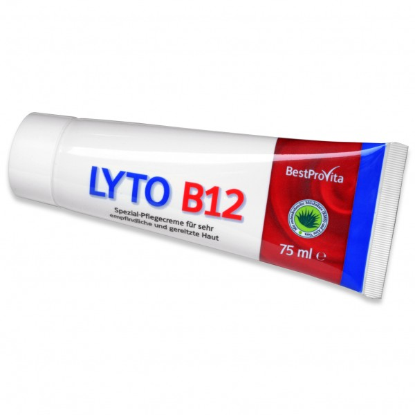 Lyto B12 - Spezial-Pflegecreme bei gereizter Haut